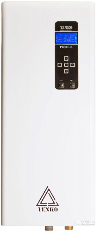 Котел электрический TENKO премиум 12 кВт 380V (ПКЕ 12-380)