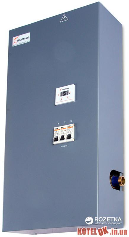 Котел электрический HEATMAN Trend 12 кВт 380