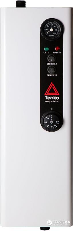 Котел электрический TENKO економ 9 кВт 220V (КЕ 9,0-220)