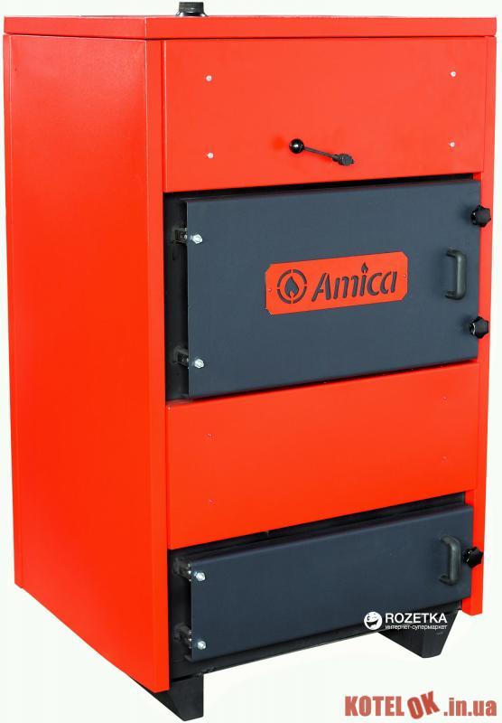 Твердотопливный котел AMICA Pyro 35