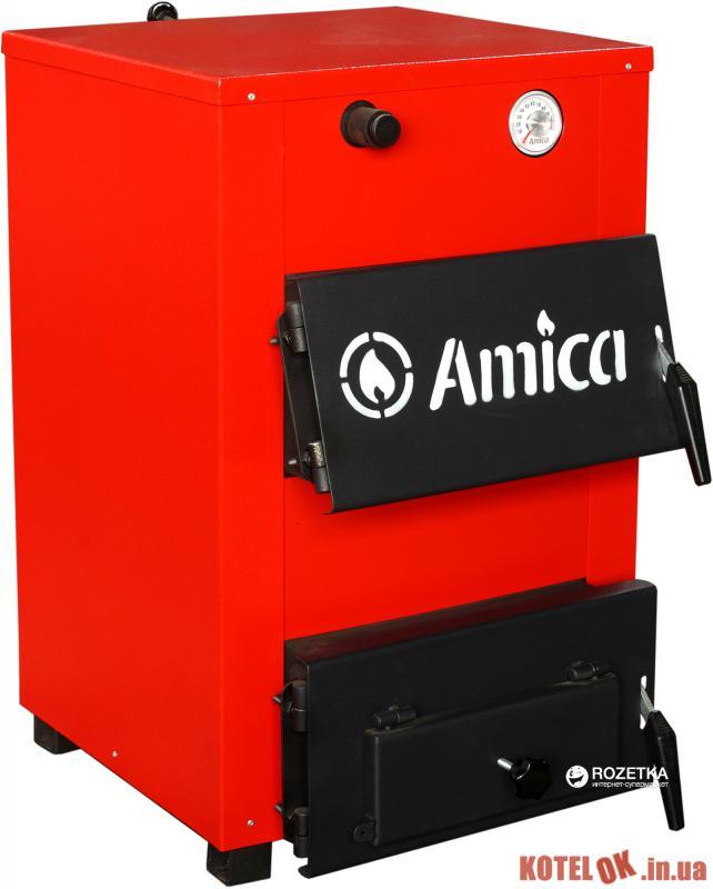 Твердотопливный котел AMICA Optima 18