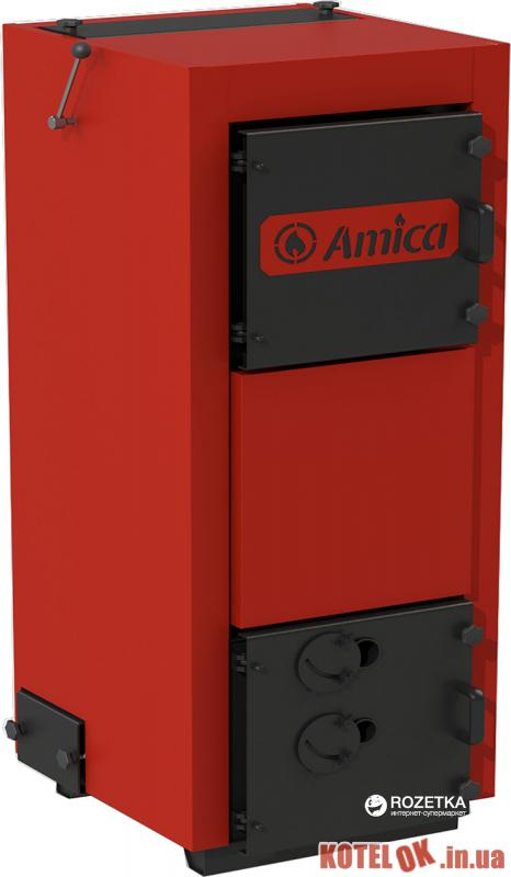 Твердотопливный котел AMICA Time W 26