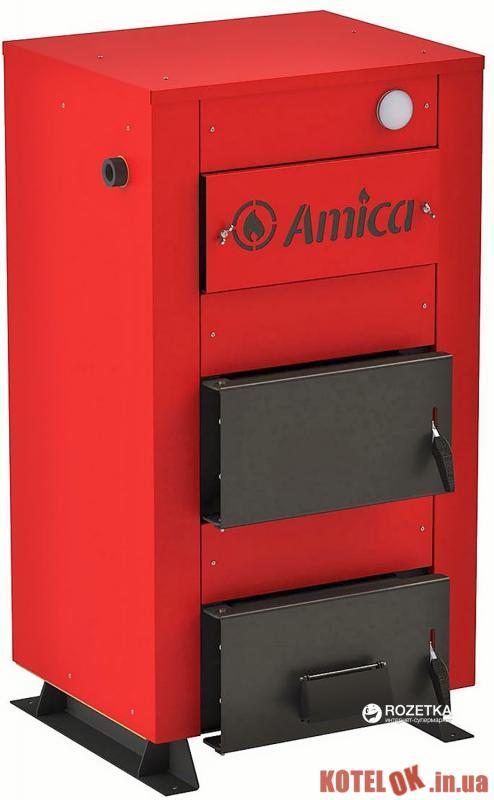 Твердотопливный котел AMICA Classic H 12