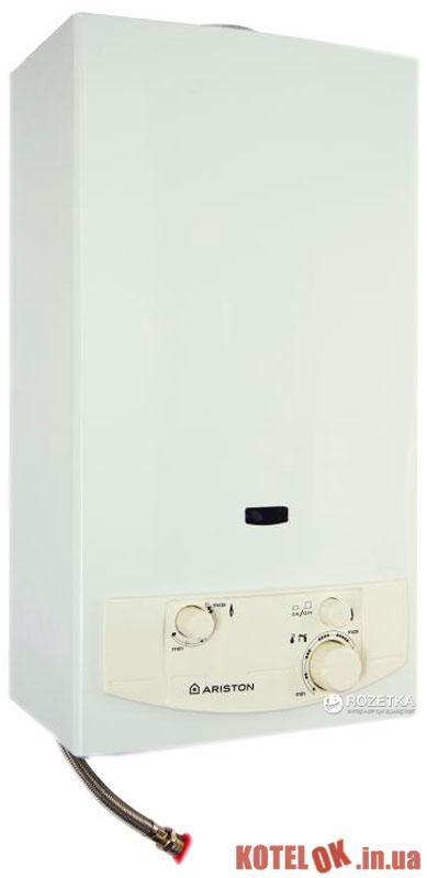 Газовый проточный водонагреватель ARISTON FAST 14 CF E