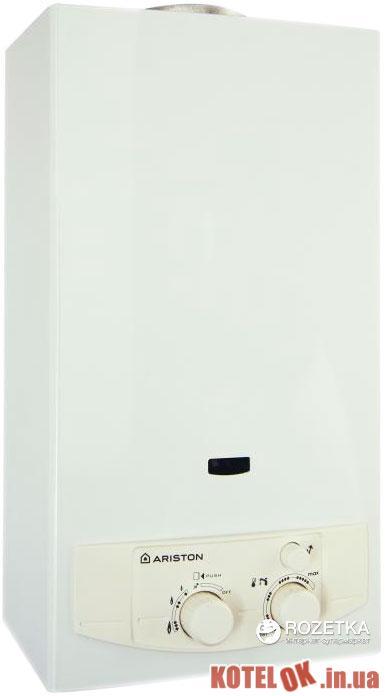 Газовый проточный водонагреватель ARISTON FAST 14 CF P