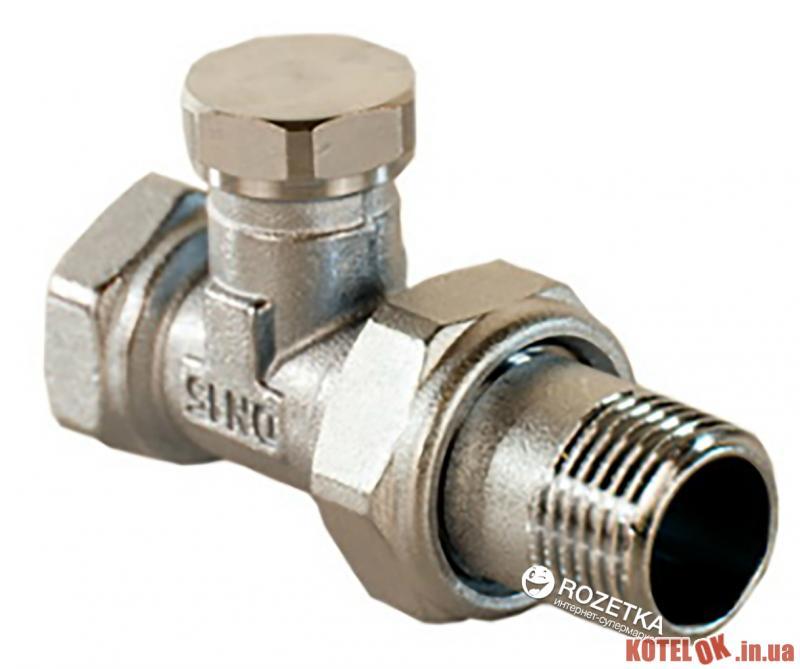 Клапан VALTEC регулирующий прямой 1/2″ (DVT200004 )
