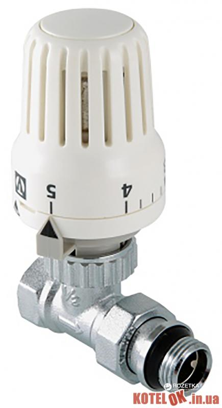 Терморегулятор радиаторный VALTEC прямой 1/2″ (DVT480004 )