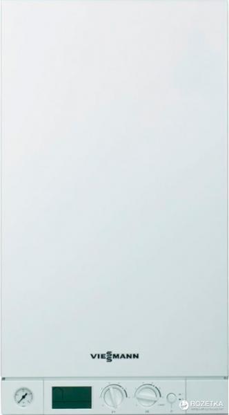 Котёл газовый VIESSMANN VITOPEND 100-W 24 кВт WH1D260 + коаксиальный комплект