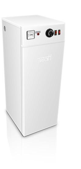 Электрический котел Титан Напольный 3 кВт 220В с электронной бесшумной коммутацией