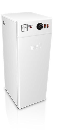 Электрический котел Титан Напольный 5 кВт 220В с электронной бесшумной коммутацией