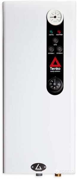 Котел электрический TENKO стандарт 7,5 кВт 380V (СКЕ 7,5-380)