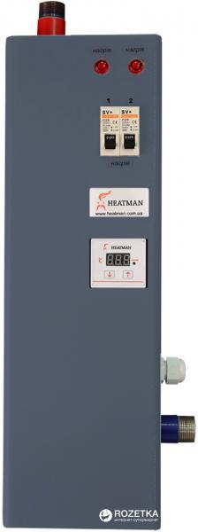 Котел электрический HEATMAN Light 6 кВт 220