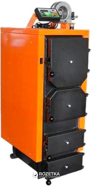 Твердотопливный котел DTM КОТ-50Т