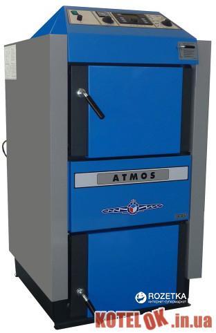 Твердотопливный котел ATMOS DC 25S