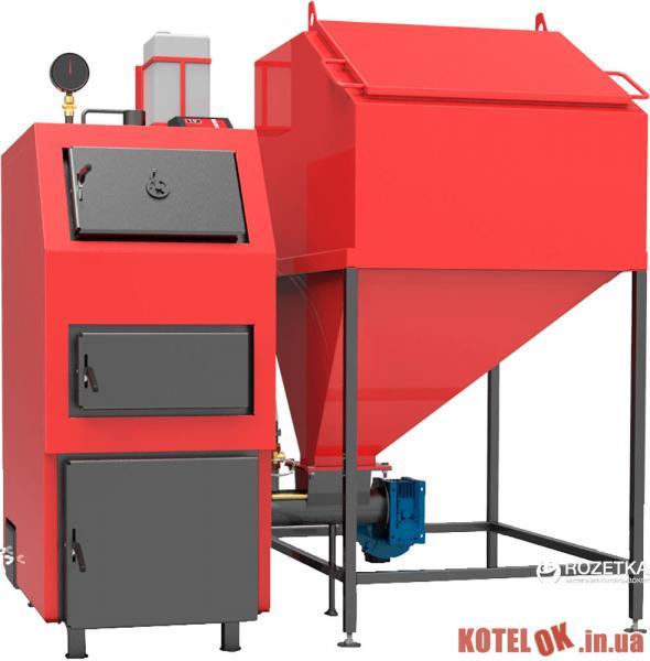 Твердотопливный котел RETRA 4М 100 кВт