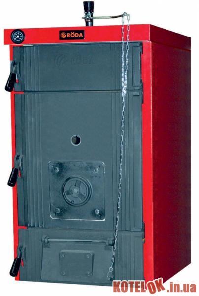 Твердотопливный котел RODA Brenner Max BM-07