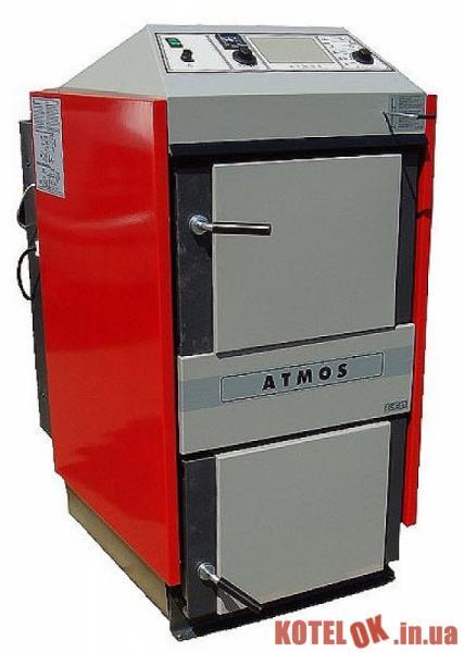 Твердотопливный котел ATMOS DC 32S