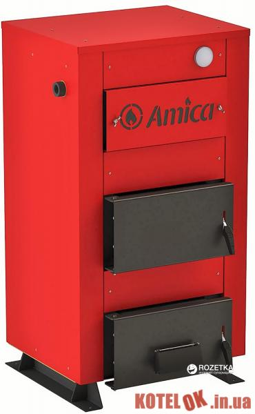 Твердотопливный котел AMICA Classic H 25