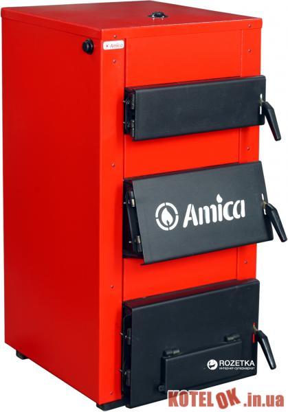 Твердотопливный котел AMICA Solid 17