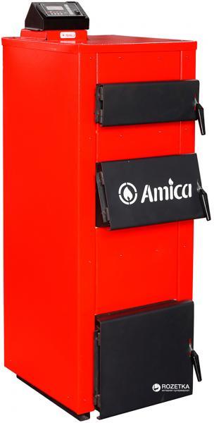 Твердотопливный котел AMICA Profi 38