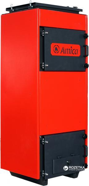 Твердотопливный котел AMICA Time С48