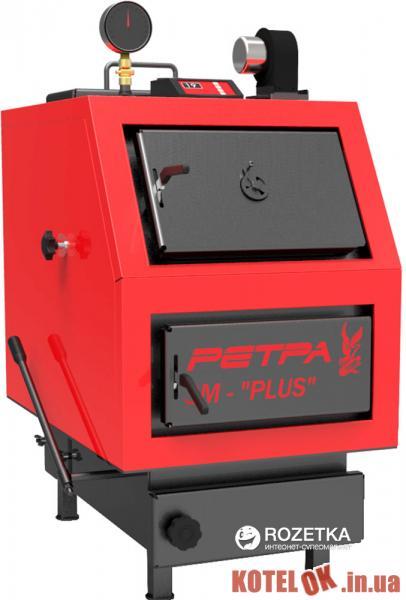 Твердотопливный котел RETRA 3М 80 кВт
