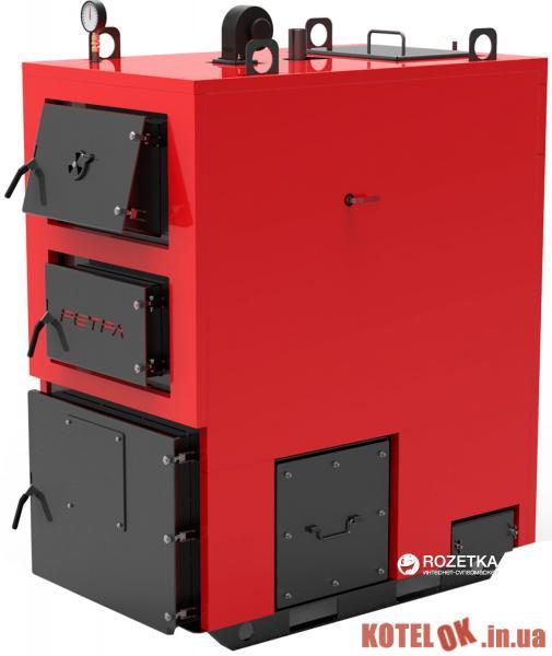 Твердотопливный котел RETRA 4М Combi 80 кВт