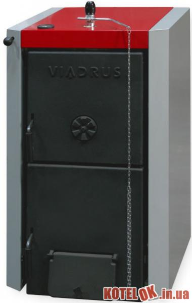 Твердотопливный котел VIADRUS U22 C 3 + облицовка
