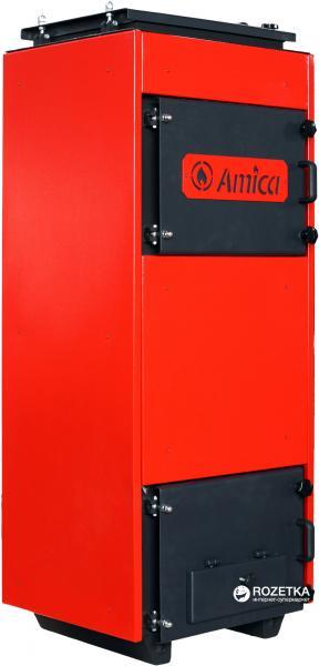 Твердотопливный котел AMICA Time C 36