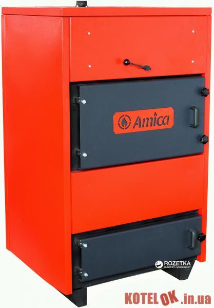 Твердотопливный котел AMICA Pyro 50