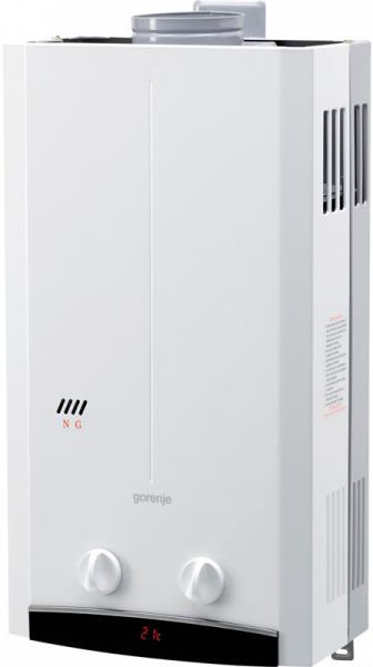 Газовый проточный водонагреватель GORENJE GWH 10NNBW