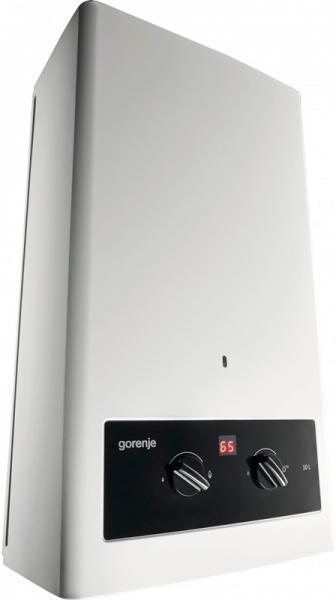 Газовый проточный водонагреватель GORENJE GWH 10NNBWС
