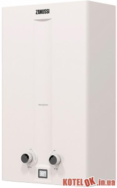 Газовый проточный водонагреватель ZANUSSI GWH 10 Fonte