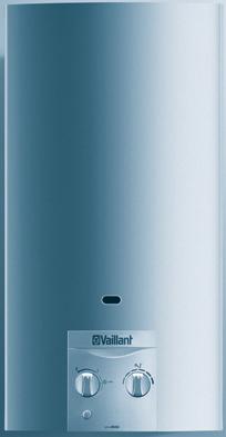 Газовый проточный водонагреватель VAILLANT atmoMAG exclusiv 14-0 RXZ
