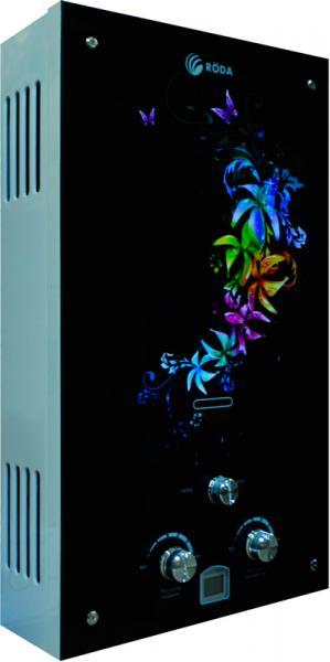 Газовый проточный водонагреватель RODA JSD20-A3