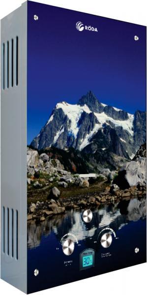 Газовый проточный водонагреватель RODA JSD20-A5