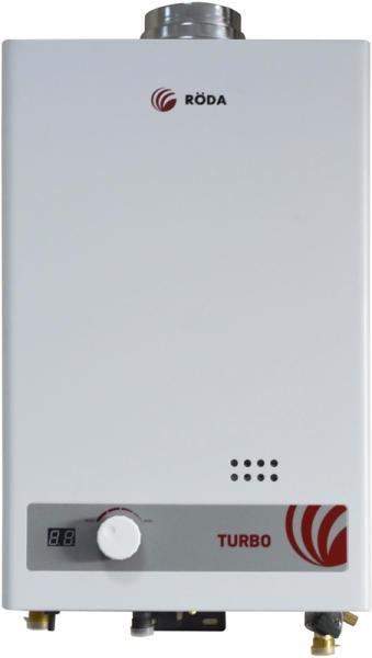 Газовый проточный водонагреватель RODA JSD20-Т1