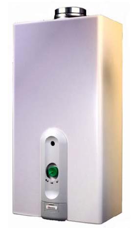 Газовый проточный водонагреватель BERETTA Idrabagno 17