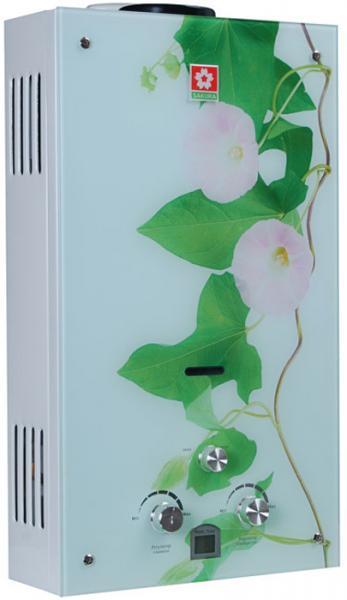 Газовый проточный водонагреватель SAKURA Samurai Flower