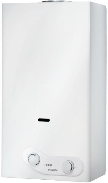 Газовый проточный водонагреватель BERETTA Idrabagno Aqua 14i