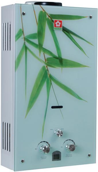 Газовый проточный водонагреватель SAKURA Samurai Bamboo