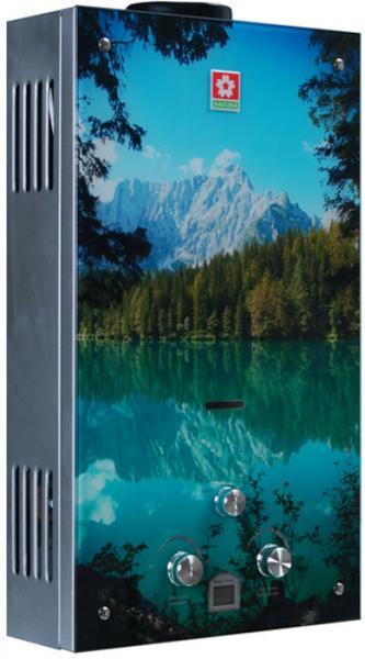 Газовый проточный водонагреватель SAKURA Samurai Lake