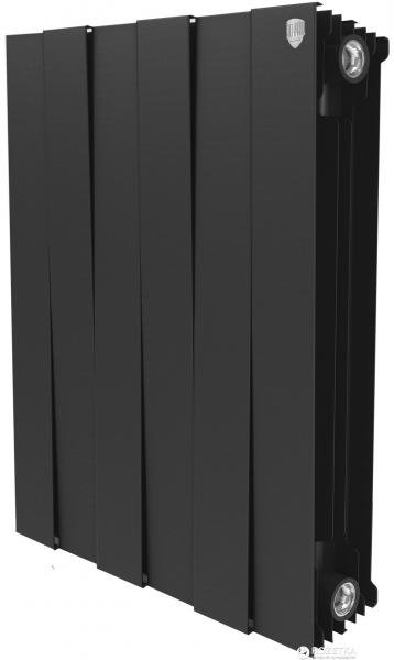 Радиатор ROYAL THERMO Piano Forte 500 Noir Sable 6 (НС-1054874)
