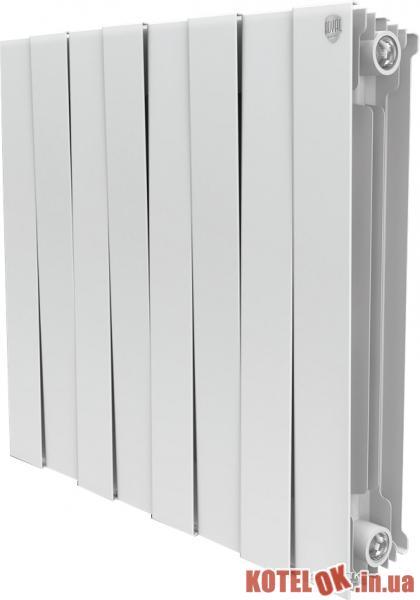 Радиатор ROYAL THERMO Piano Forte 500 Bianco Traffico 8 (НС-1054817)