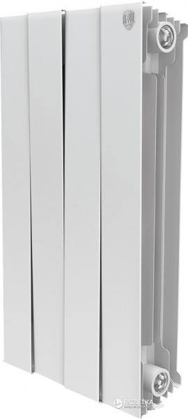 Радиатор ROYAL THERMO Piano Forte 500 Bianco Traffico 4 (НС-1054815)