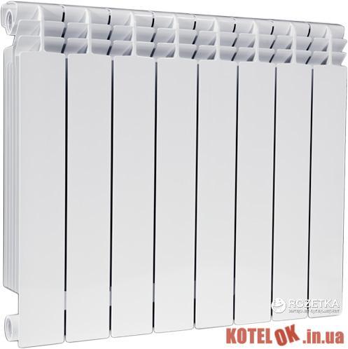 Радиатор FONDITAL Alustal 500/100 8 секций