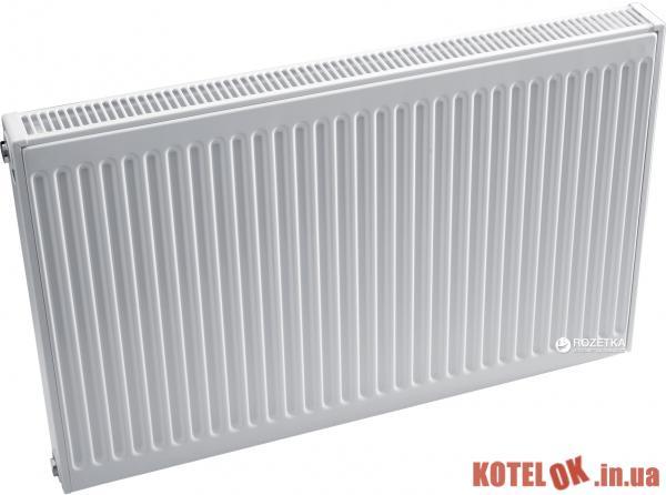 Радиатор QUINN Integrale V11 600x1000 мм 1307 Вт (Q11610VSKD)