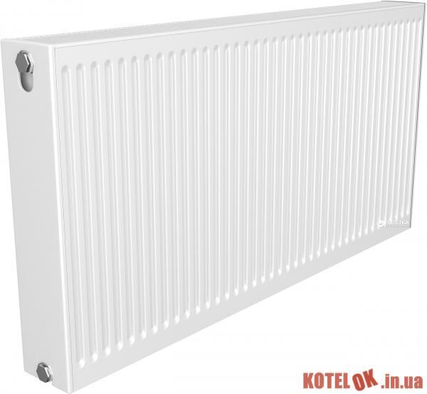 Радиатор QUINN Integrale V22 400x1000 мм 1762 Вт (Q22410VSKD)