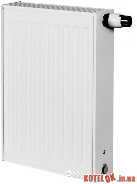 Радиатор PURMO Ventil Compact 11 500 x 400