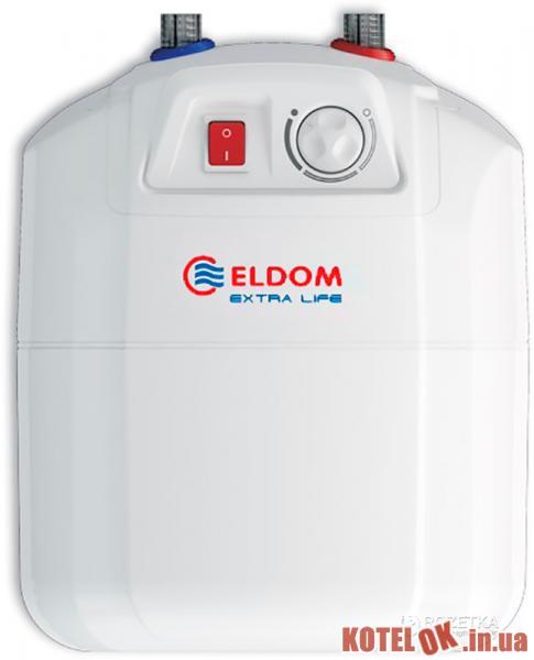 Бойлер ELDOM Extra life 7 под мойкой 2.0 kw 72324 PMP